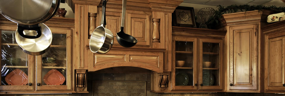 Handmade Oak Kitchen in a Country Style