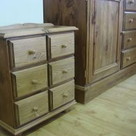 Six Drawer Mini Chest