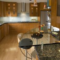 Modern Oiled Beech Kitchen